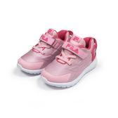 《FILA》兒童 輕量MD慢跑鞋 粉色 7-J851S-552