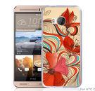 ✿ 3C膜露露 ✿【紅色盛開*硬殼】HTC ONE ME手機殼 手機套 保護套 保護殼