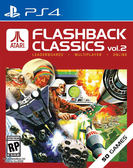 PS4 Atari Flashback Classics: Volume 2 雅達利回憶經典 2(美版代購)