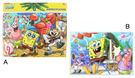 【卡漫城】 海綿寶寶 兒童 60片 拼圖 二款選一 ㊣版  Spongebob Patrick 派大星 益智 遊戲 /款