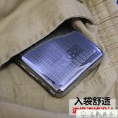 煙盒 20支裝金屬自動防壓密封煙盒