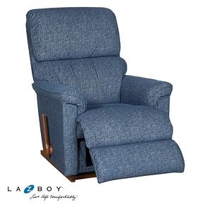 La-Z-Boy 搖椅式休閒椅 10T552 布款 深藍色