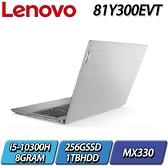 LENOVO L3-15IML05-81Y300EVTW 筆記型電腦 - 白金灰