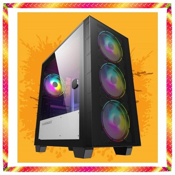 華碩 B550M 搭載 八核心AMD R7-3800X 處理器 GTX1650 獨顯 SSD+HDD
