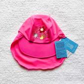 防曬抗紫外線遮陽泳帽 彈性很好 帽子 橘魔法 Baby magic 現貨 童 女童 防曬泳帽