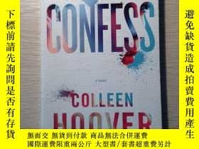 二手書博民逛書店罕見ConfessY227053 Colleen Hoover