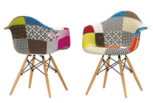 【森可家居】艾柏蒂餐椅(布)(單只) 7CM521-1 洽談椅 休閒椅 商業椅
