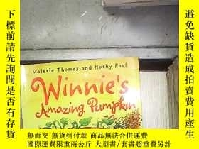 二手書博民逛書店Winnie s罕見Amazing Pumpkin 溫妮的南瓜棒極了Y180897 不祥 不祥