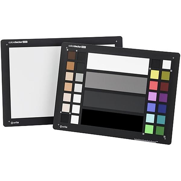 又敗家@X-Rite動態影像校色卡白平衡卡ColorChecker VIDEO大小A4錄影色卡攝影彩色調整顏色測試板校色板
