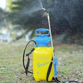 瑞普澆花噴壺手動氣壓式農用打藥噴霧器家用澆水壺高壓洗車噴水壺T 免運直出