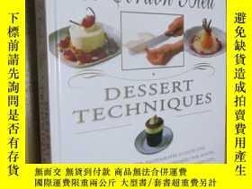 二手書博民逛書店Le罕見Cordon Bleu Dessert Techniques (大16開,精裝)Y5460 Le Co