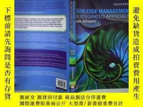 二手書博民逛書店Knowledge罕見Management: An Integr