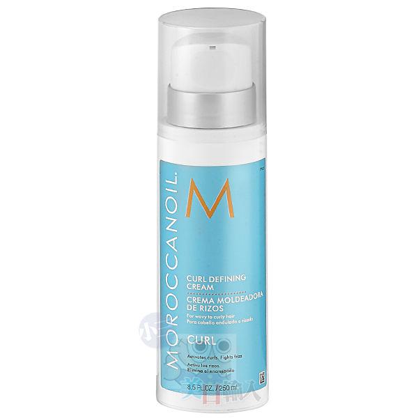 美國原裝 摩洛哥MOROCCANOIL 優油捲度記憶塑型乳(250ml) CURL【小三美日】