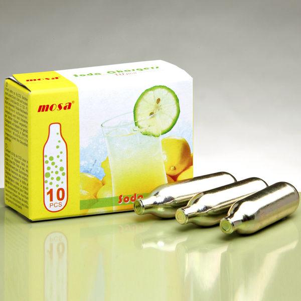 Soda Splash 魔泡瓶 原廠 CO2氣彈小鋼瓶 5 盒50入(8g CO2 補充氣彈)