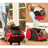 寵物包拉桿包寵物雙拉桿箱寵物外出便攜狗狗貓咪背包泰迪·樂享生活館liv