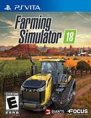 PSV Farming Simulator 18 百萬農青大作戰18(美版代購)