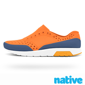 native 小童鞋 LENNOX 小雷諾鞋-橘子藍