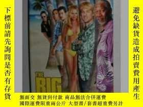 二手書博民逛書店【英語】英文原版小說罕見《 The Big Bounce 夏威夷