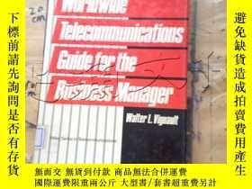 二手書博民逛書店Worldwide罕見Telecommunications Gu