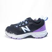 New Balance 戶外越野鞋 慢跑鞋 寬楦 WT510LB5 女款 黑紫【iSport愛運動】