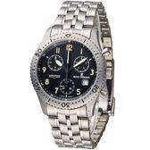 梭曼 REVUE THOMMEN 空中霸王鈦金屬計時腕錶 16001.9195