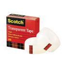 缺貨中 3M 600 Scotch® 透明膠帶 19mmX32.9m / 個