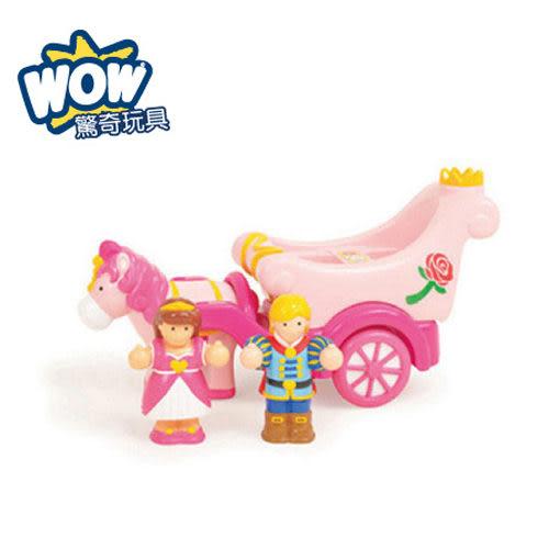 《 英國 WOW toys 》蘿西的皇家馬車 ╭★ JOYBUS玩具百貨