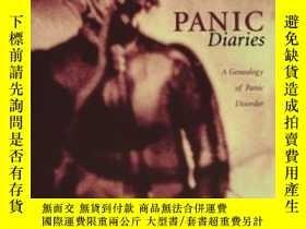 二手書博民逛書店Panic罕見Diaries-恐慌日記Y436638 Jackie Orr Duke University P