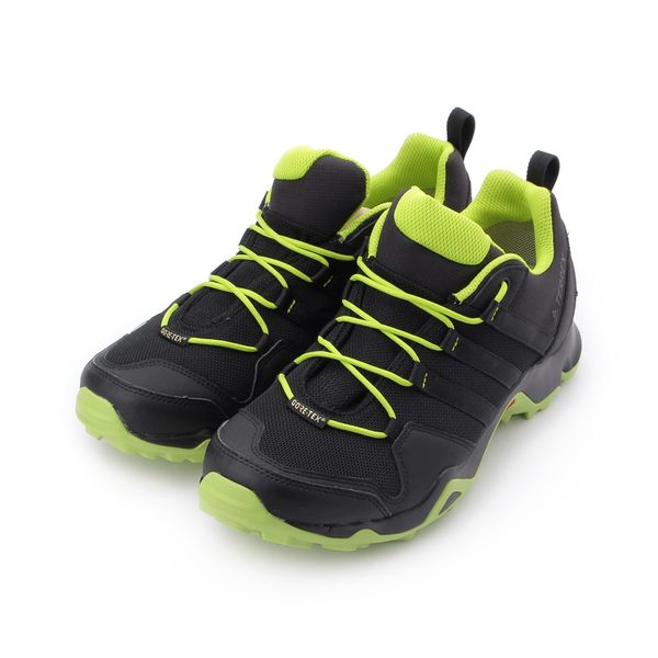 ADIDAS TERREX AX2R GTX 多功能登山健走鞋 黑綠 S80910 男鞋