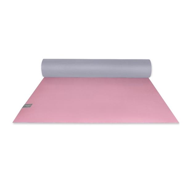 Taimat 天然橡膠瑜珈墊 183cm (附簡易揹帶) -流動系列 - 瑪雅粉