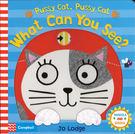 【幼兒操作書】PUSSY CAT, PU...