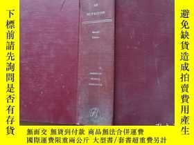 二手書博民逛書店HANDBOOK罕見OF NUTRITION second editionY302069 出版1951