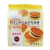 丸京鬆餅銅鑼燒-紅豆306g【愛買】