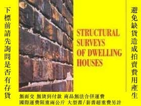 二手書博民逛書店Structural罕見Surveys of Dwelling