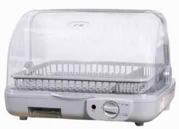 【彩蝶//友情牌】超大容量、不佔空間、電熱絲加設溫控、安全耐用☆臥式烘碗機☆PF-9357 / PF9357