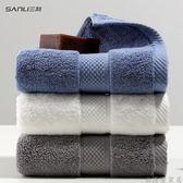 酒店大毛巾棉質洗臉家用成人柔軟加厚超強吸水情侶速干發全棉