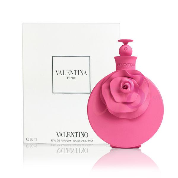 VALENTINO Valentina瓦倫緹娜 Pink女性淡香精80ml Tester【UR8D】