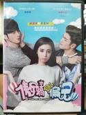 挖寶二手片-T03-498-正版DVD-華語【傲嬌與偏見】-迪麗熱巴 張雲龍(直購價)