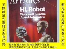 二手書博民逛書店Foreign罕見affairs(july august 201