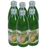(組)香檬原汁300ml 6入組