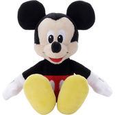 Hamee 日本 迪士尼 Beans Collection 豆豆絨毛娃娃 掌上型玩偶 (米奇) TA21209