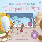 Listen And Learn Story Books:Underpants For Ants 螞蟻的褲子 有聲故事書