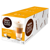 雀巢 拿鐵咖啡膠囊(Latte Macchiato)(3盒組)