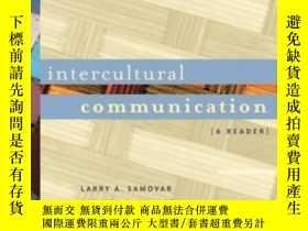 二手書博民逛書店Intercultural罕見CommunicationY362136 Porter; Samovar Wad