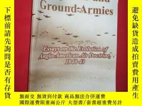 二手書博民逛書店Airpower罕見and Ground Armies (大16