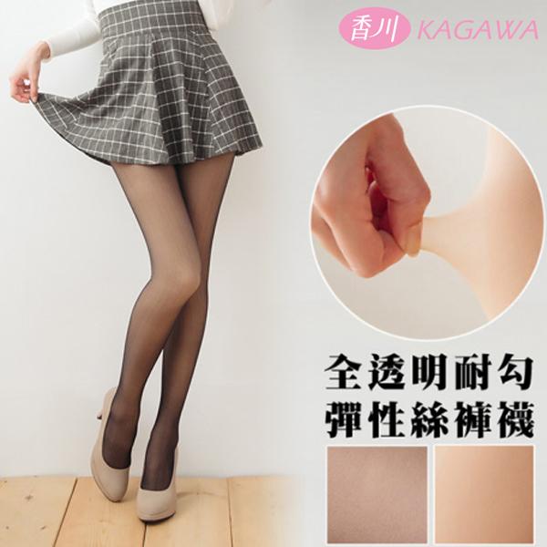香川台灣製 正品T型全透明透膚褲襪 (3打)-NO788