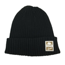 KAPPA 時尚運動限量版毛線帽 1頂 黑