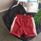 男士韓版五分褲港風運動休閒洛麗的雜貨鋪