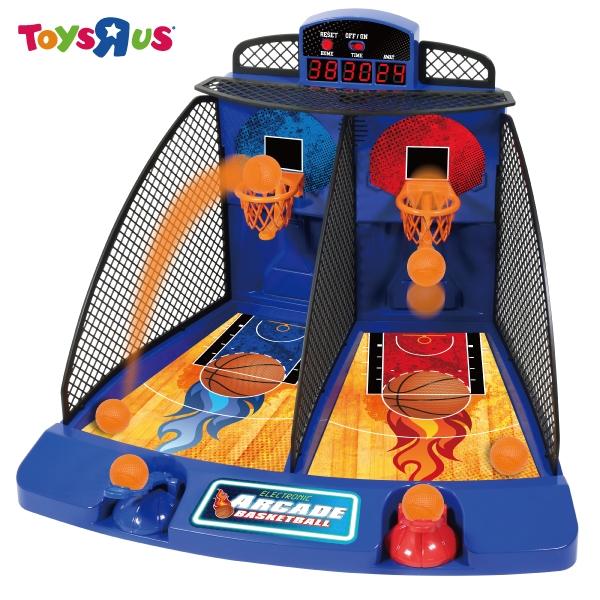(獨家發售) Merchant Ambassador桌上型電子籃球機 玩具反斗城