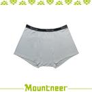 【Mountneer 山林 男 排汗開洞四角內褲《淺灰色》】11K77-08/透氣內褲/排汗內褲/四角褲